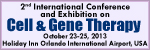2nd International Conference and Exhibition on Cell & Gene Therapy